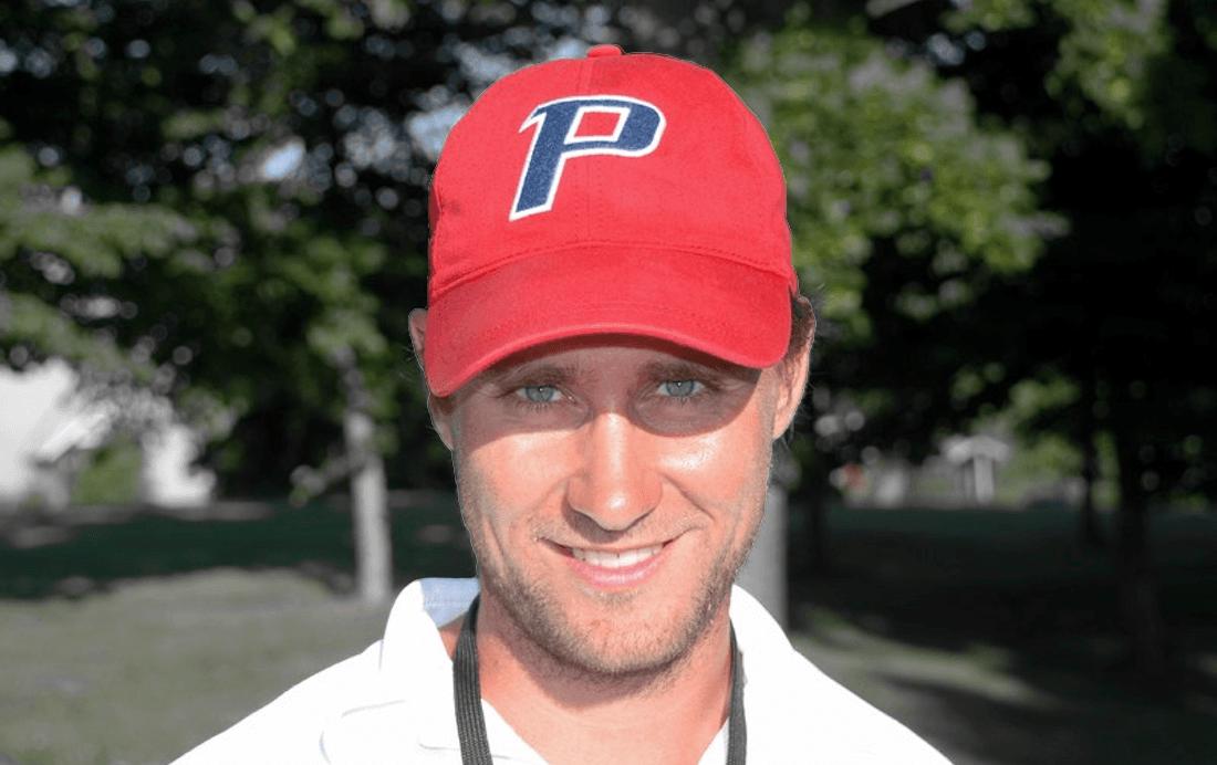Grundaren till Golf4U Michael Persson