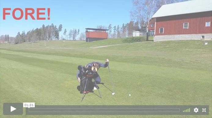 Golfvett Säkerhet