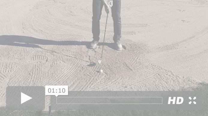Golfregler - bunker