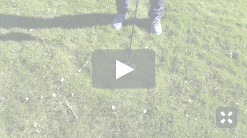 Golfregler vid bollen