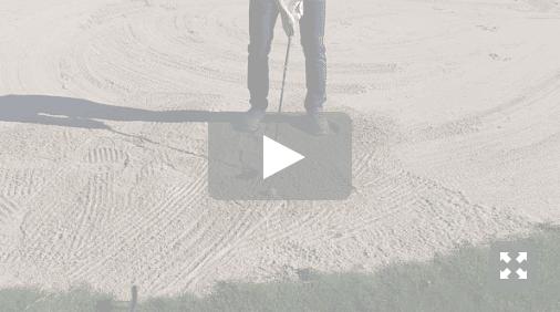 Golfregler bunker