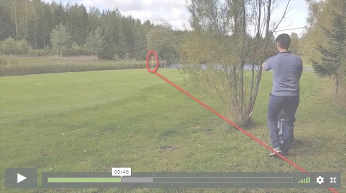 Golfregler - Ospelbar boll