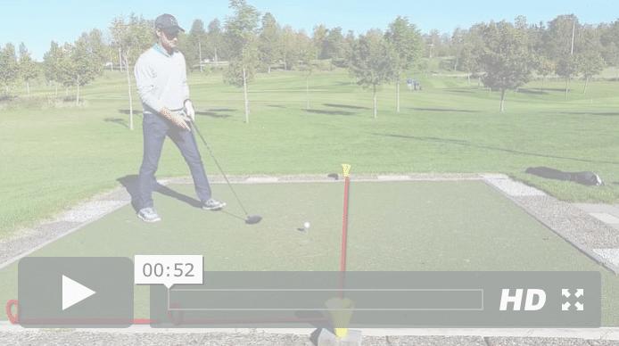 Golfregler - tee