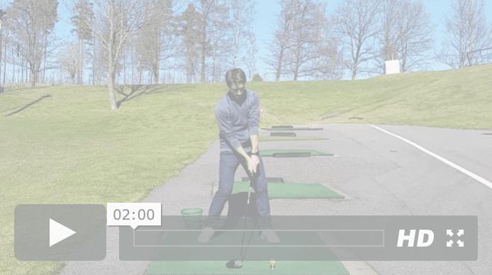 Golfspelet utslag
