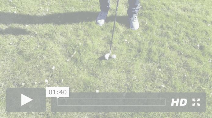 Golfregler - Vid bollen